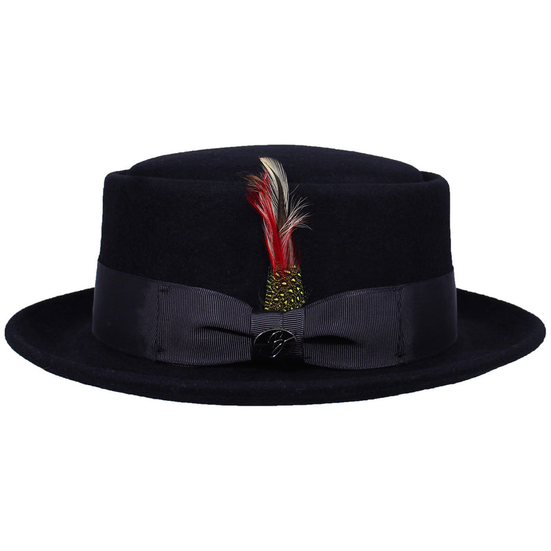 Black Maddox Bruno Capelo Hat