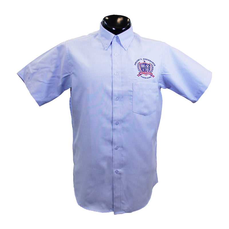 Eisenhower Light Blue Oxford Shirt