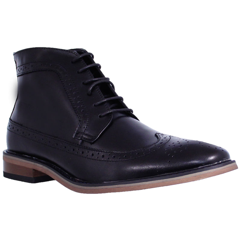 Black Oxford Boot La Milano
