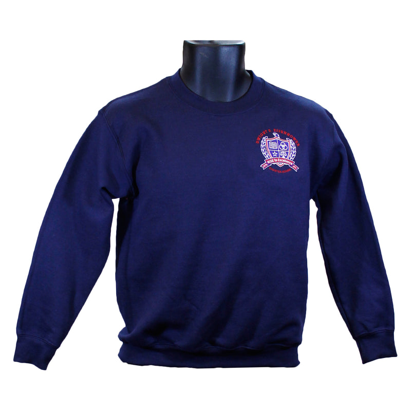 Eisenhower Crew Neck Sweatshirt