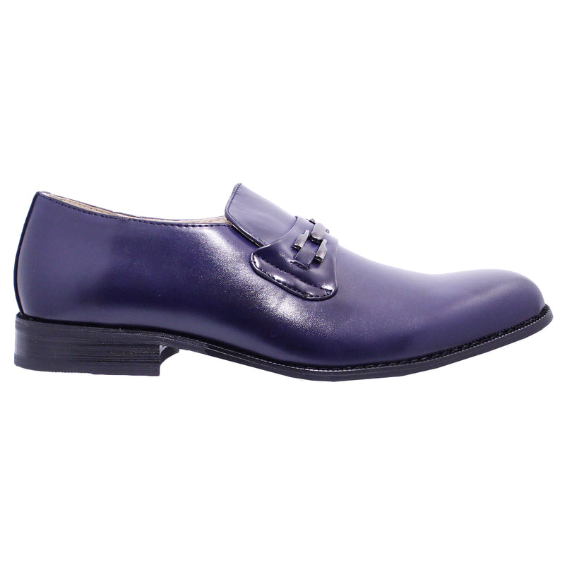 Blue Eli Stacy Adams Dress Shoes