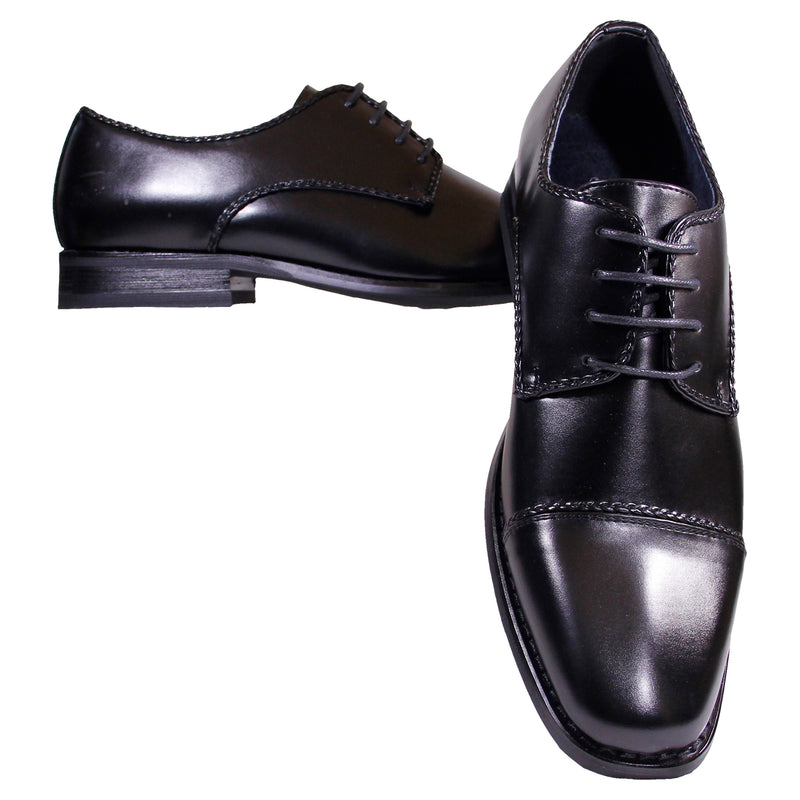 Black Romano Amali Dress Shoes