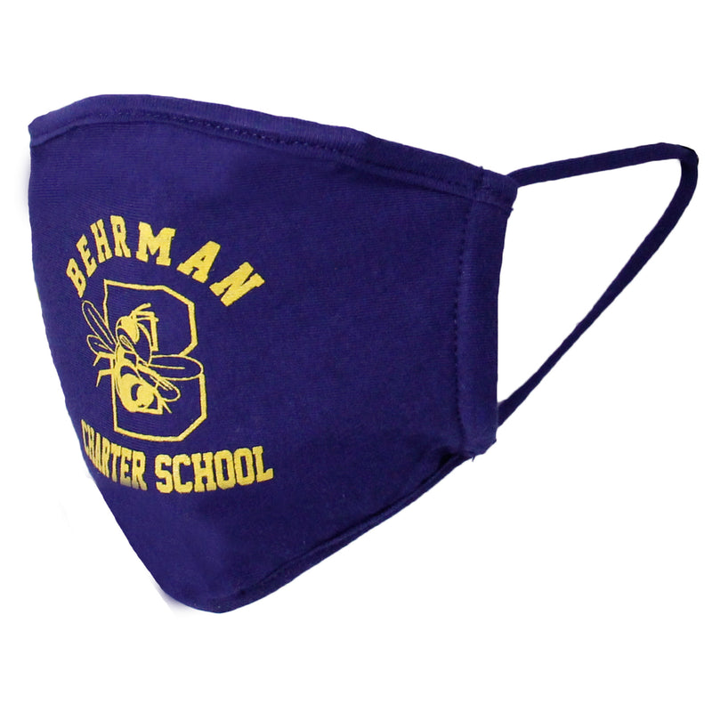 Martin Behrman School Face Mask