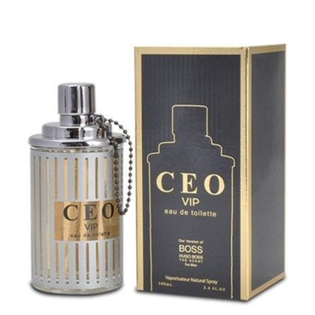 CEO COMP TO: CEO VIP