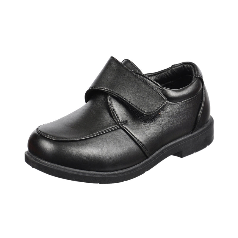 Black Velcro School Uniform Shoes