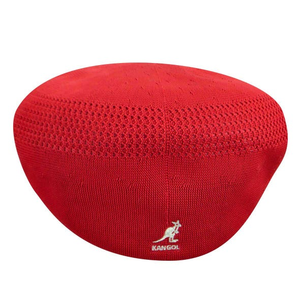 Red Kangol 504 Ventair Hat