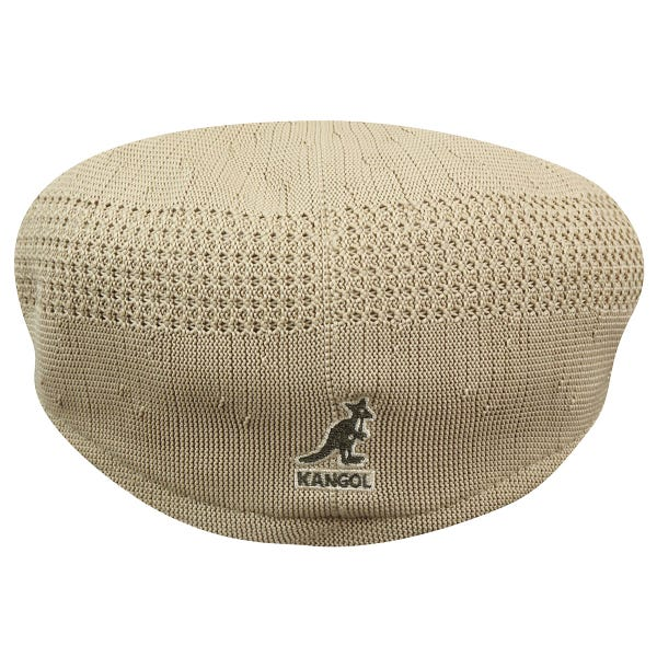 Tan Kangol 504 Ventair Hat