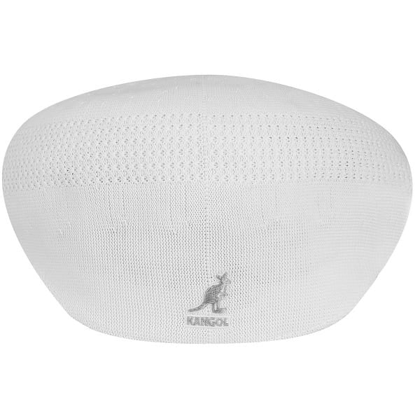 White Kangol 504 Ventair Hat