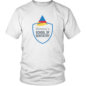 Hermey's School of Dentistry Short-Sleeve Unisex T-Shirt