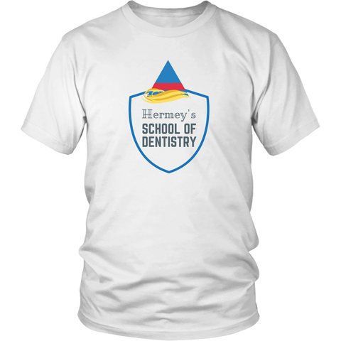 Image of Hermey's School of Dentistry Short-Sleeve Unisex T-Shirt
