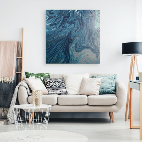 Image of Canvas Wall Art 2 - Ocean Dream Wall Art Print