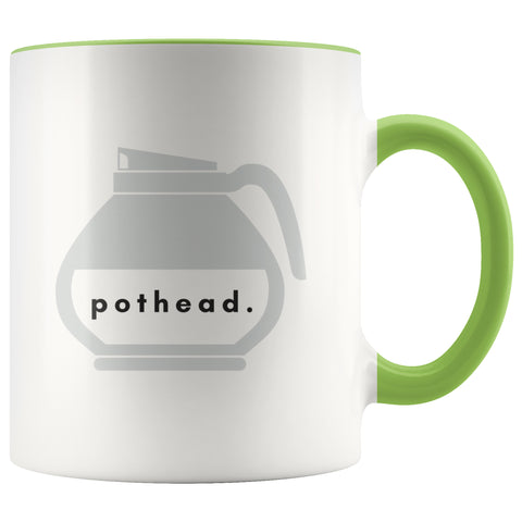 Image of Drinkware - Pothead Coffee Mug