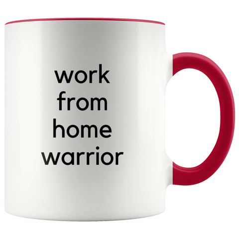 Image of Drinkware - Work From Home Warrior Coffee Mug