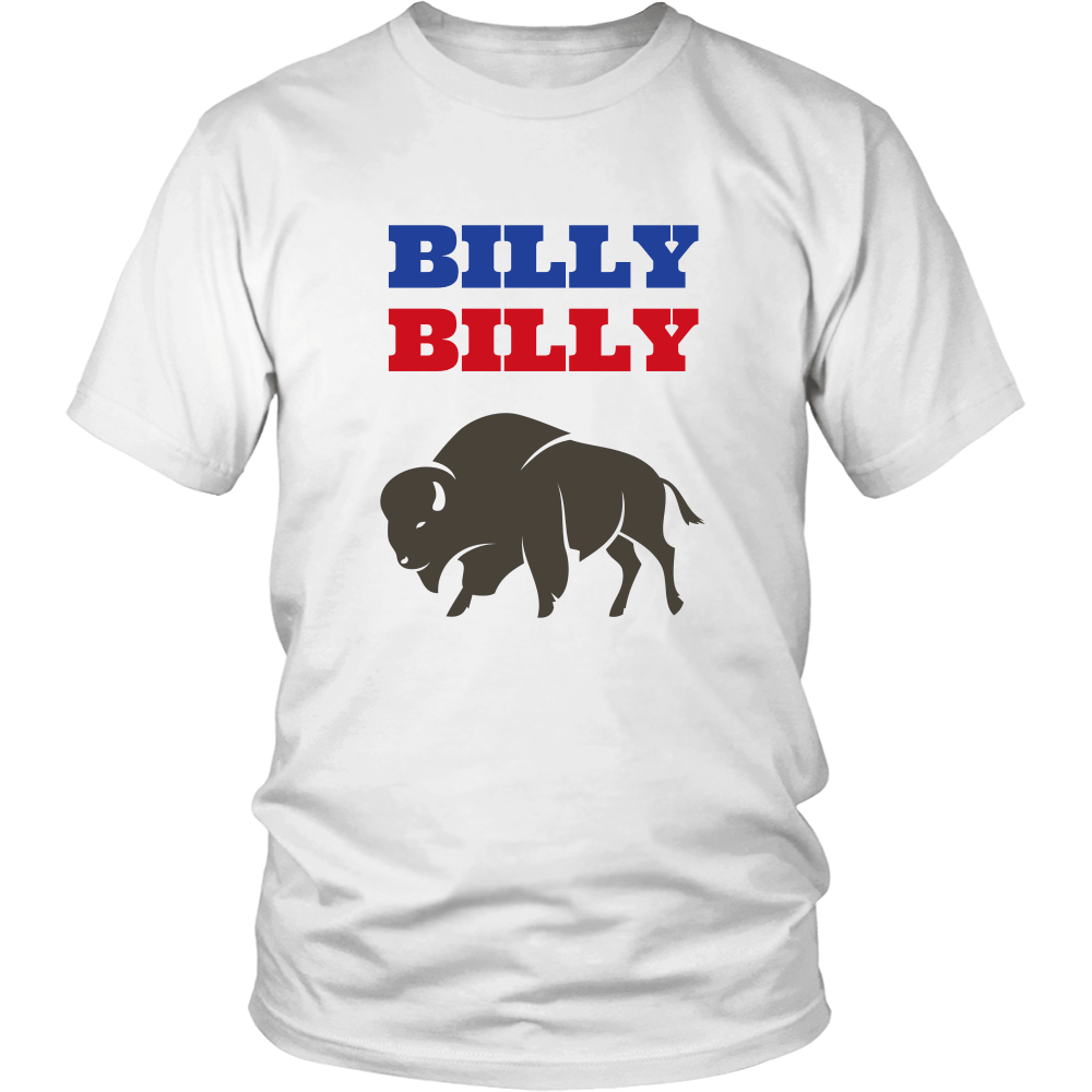 T-shirt - Billy Billy Buffalo Bills Football Tshirt - Dilly Dilly Bills Mafia Tshirt