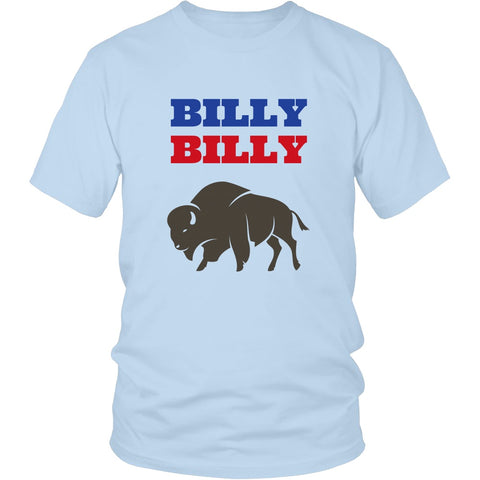 Image of T-shirt - Billy Billy Buffalo Bills Football Tshirt - Dilly Dilly Bills Mafia Tshirt