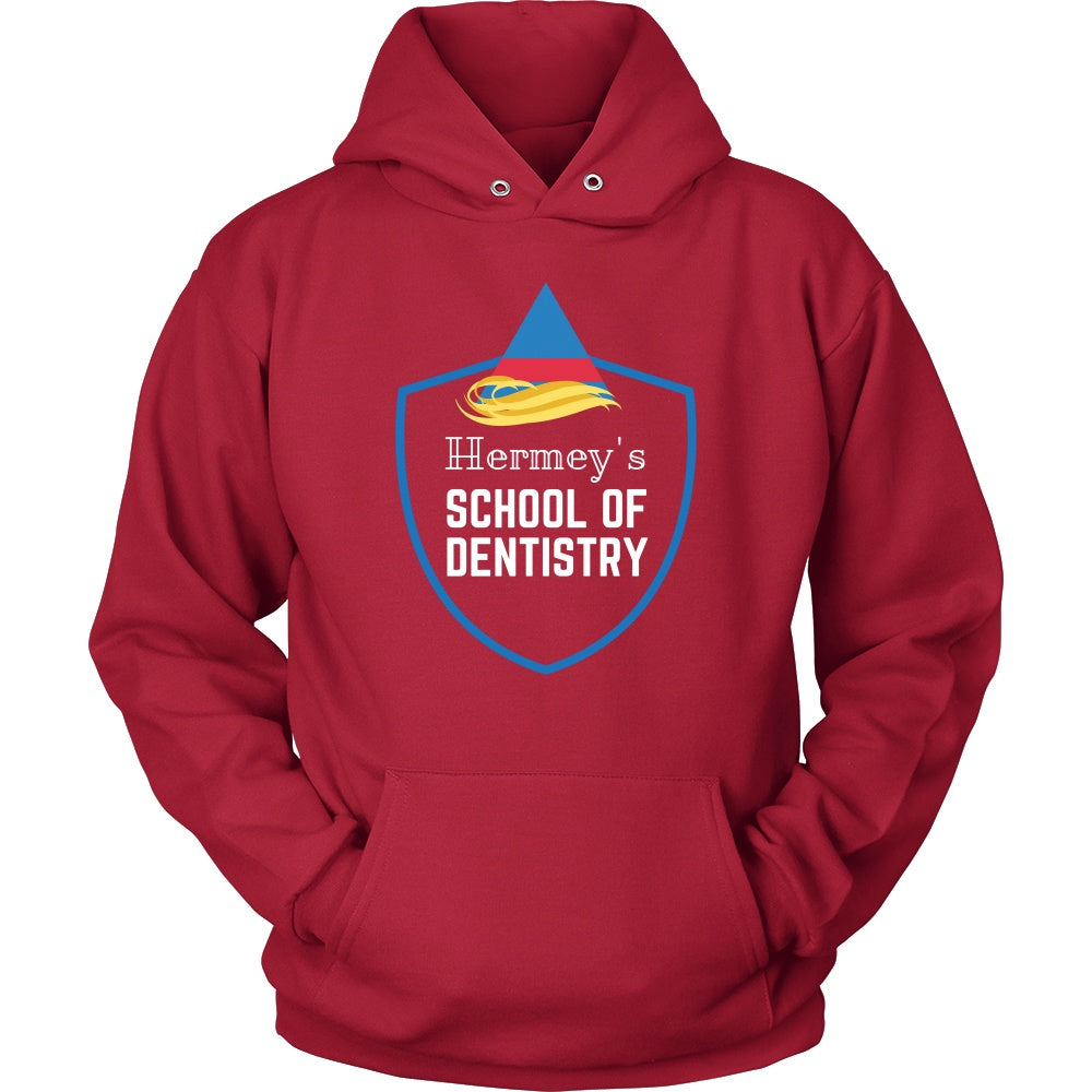 T-shirt - Hermey's School Of Dentistry Hoodie - Rudolph The Red Nosed Reindeer Misfit Toys - Dentist Gift - Christmas Movie