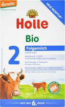 HOLLE BIO Stage 2  Follow-on Infant Milk (600g) Formula