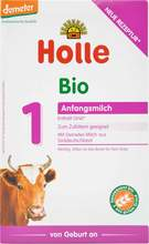 Load image into Gallery viewer, HOLLE BIO Stage 1 Organic Infant Milk(400G) Formula