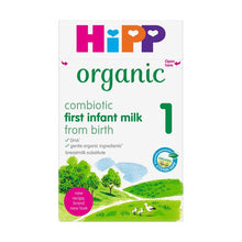 Load image into Gallery viewer, HIPP UK Stage 1 Combiotic First Infant Milk (800g) Formula