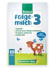 LEBENSWERT Organic Stage 3 Toddler Milk (475g) Formula