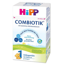 Load image into Gallery viewer, Hipp Organic Formula Baby Milk stage 1- German Version