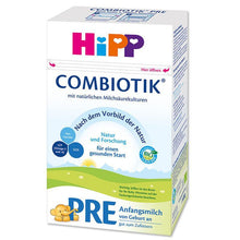 Load image into Gallery viewer, Hipp Combiotic PRE - 600g Organic Formula betterorganicformula Single Pack