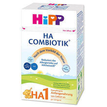 Load image into Gallery viewer, Hipp Organic baby Formula HA Combiotik - Stage 1