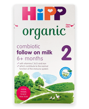 Load image into Gallery viewer, HIPP UK Stage 2 Combiotic Follow On Milk (800g) Formula
