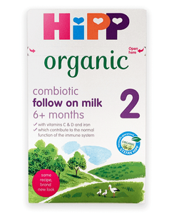 HIPP UK Stage 2 Combiotic Follow On Milk (800g) Formula