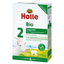 Load image into Gallery viewer, Holle Organic Goat Milk Baby Formula Stage 2 (400g)