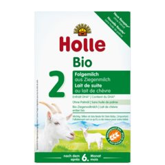 Holle Organic Goat Milk Baby Formula Stage 2 (400g) Organic Formula betterorganicformula
