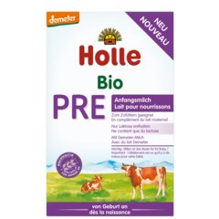 Holle Organic Infant Formula Cow- Stage Pre 400g Organic Formula betterorganicformula