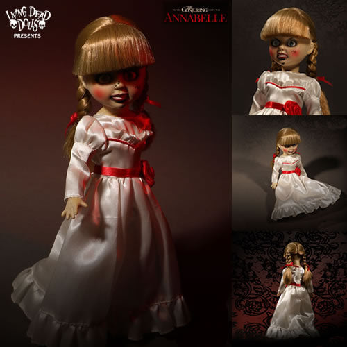 Living Dead Dolls: The Conjuring Annabelle Doll