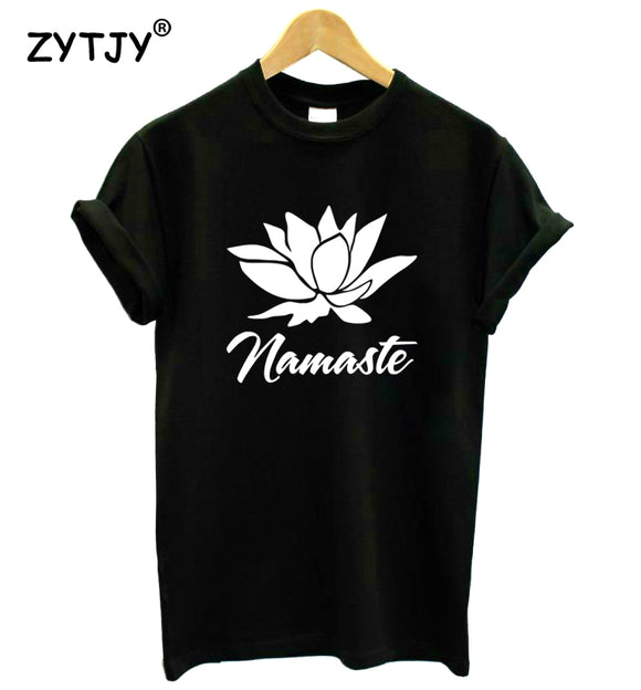 NAMASTE Cotton Tshirt
