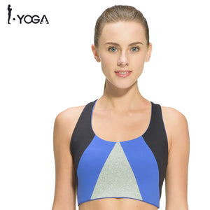 Women's Double-sided Padded Sports Bras