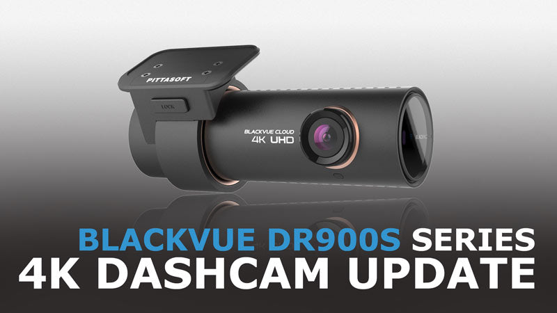 A Few Words On The Upcoming DR900S 4K Dashcam