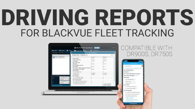 How To Use The Driving Reports Feature