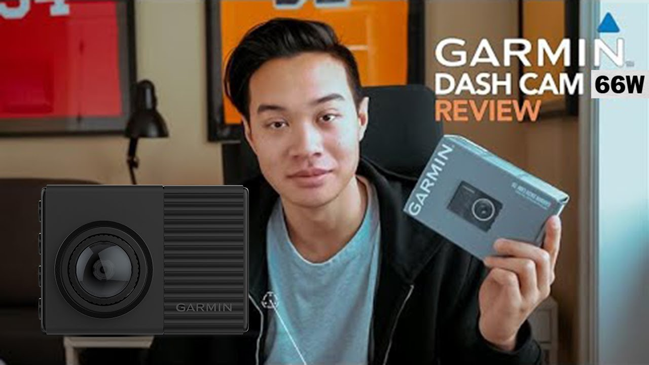 Garmin Dash Cam 66W First Look | DASHOTO Review of the Garmin 66 Ultrawide | Now with HDR!