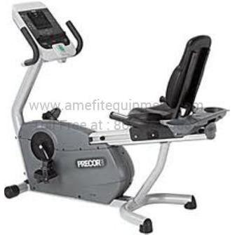 Precor 846i Experience Recumbent Bike - Remanufactured (PREC846IEXPREC)