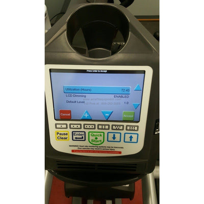 Scifit SXT7000e2 | Easy Entry Total Body Elliptical - DEMO (sxt7000e)