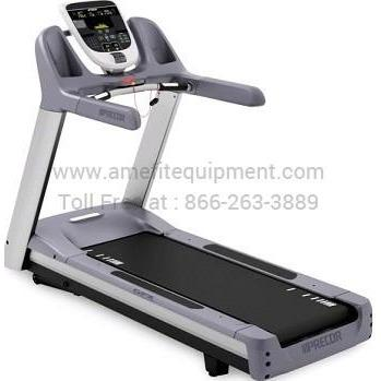 Precor TRM 835 Treadmill (2012 Model) w/ P30 Console (PREC835TR)
