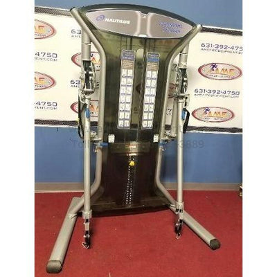 Nautilus Freedom Functional Trainer w 305 lb Weight Stack (NLS-FDM-FTRNR)
