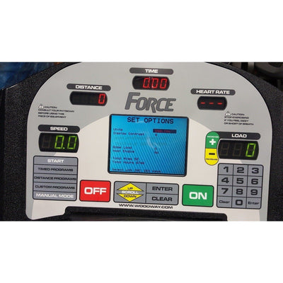Woodway Force Treadmill (WDWYFRCE)