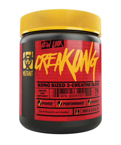 Creakong by Mutant 300g/75 serve