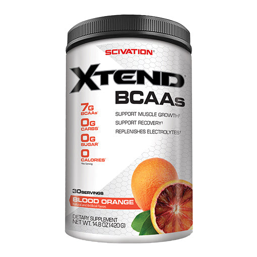 XTEND BCAA by Scivation - Amino Acid - WholeSupps