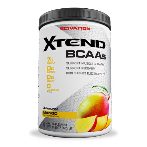Scivation - XTEND BCAAs Amino Acid Formula