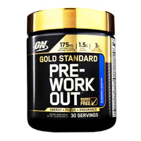 ON Gold Standard Pre-Workout - Pre Workouts - WholeSupps