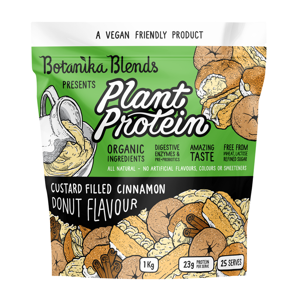 Plant Protein by Botanika Blends - Vegan Protein - WholeSupps Online Mega Store