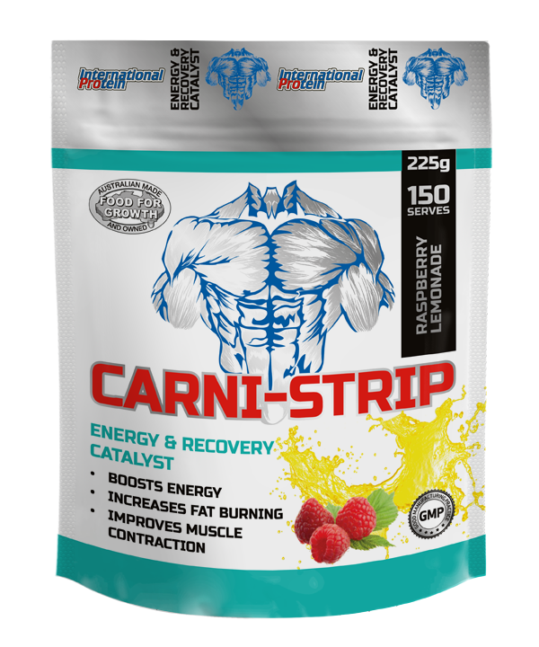 International Protein Carni-Strip (225g) - Amino Acid - WholeSupps
