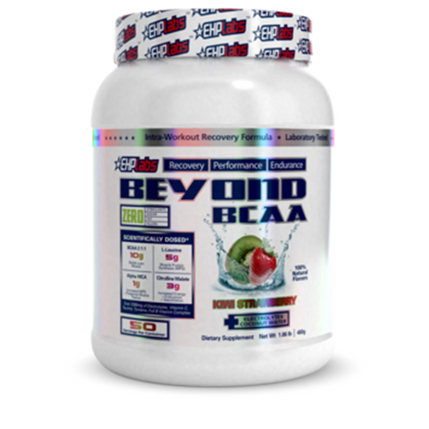 EHP Labs Beyond BCAA (465g) - BCAA's / Amino Acids - WholeSupps